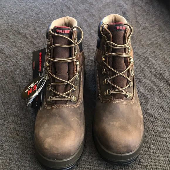 a5fd160f42f Men's Wolverine work boot 🥾 NWT